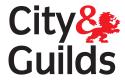 City & Guilds Roofer