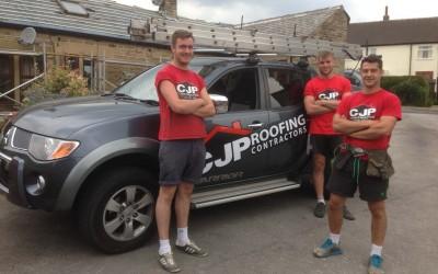 CJP Roofing in Huddersfield